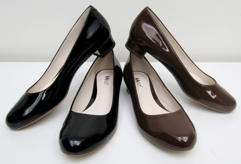 elegante damenschuhe balerina pumps1271 muga damenausstatter. Black Bedroom Furniture Sets. Home Design Ideas