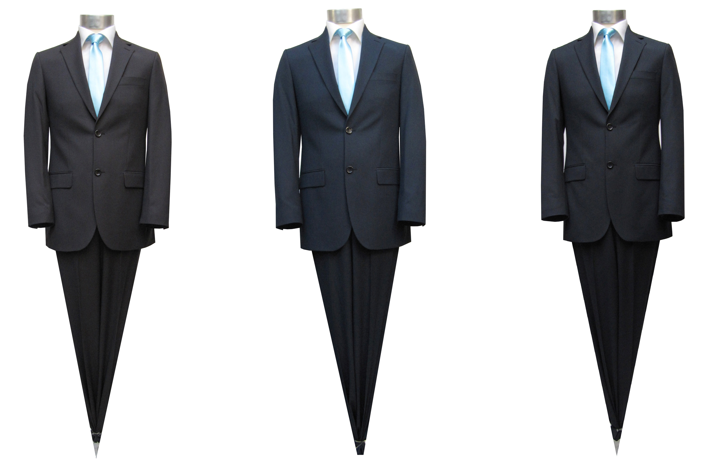 1301 muga herren anzug slim fit gr 44 dunkelblau ebay. Black Bedroom Furniture Sets. Home Design Ideas