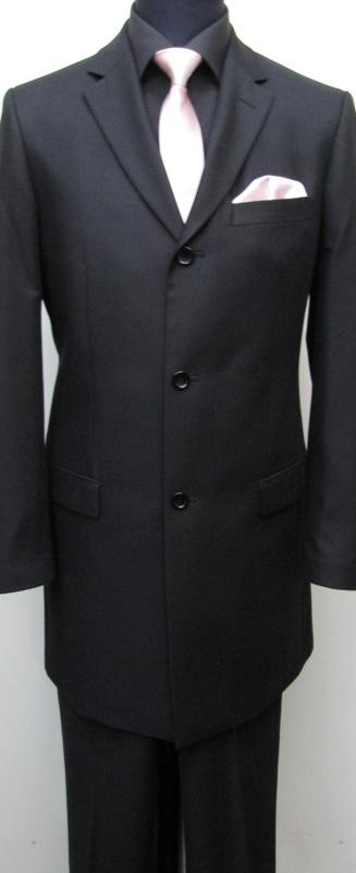 170 muga herren gehrock anzug longsakko gr 58 schwarz ebay. Black Bedroom Furniture Sets. Home Design Ideas