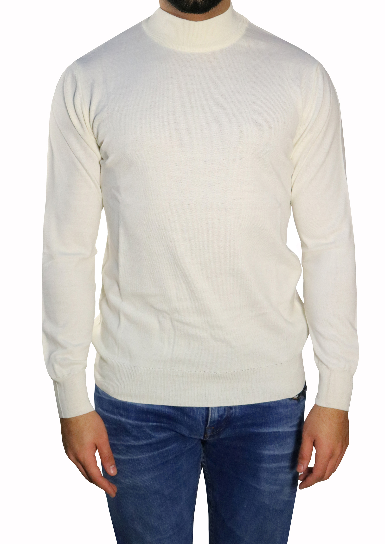 info for 07e2a 98f91 Muga mens turtleneck jumper*046*