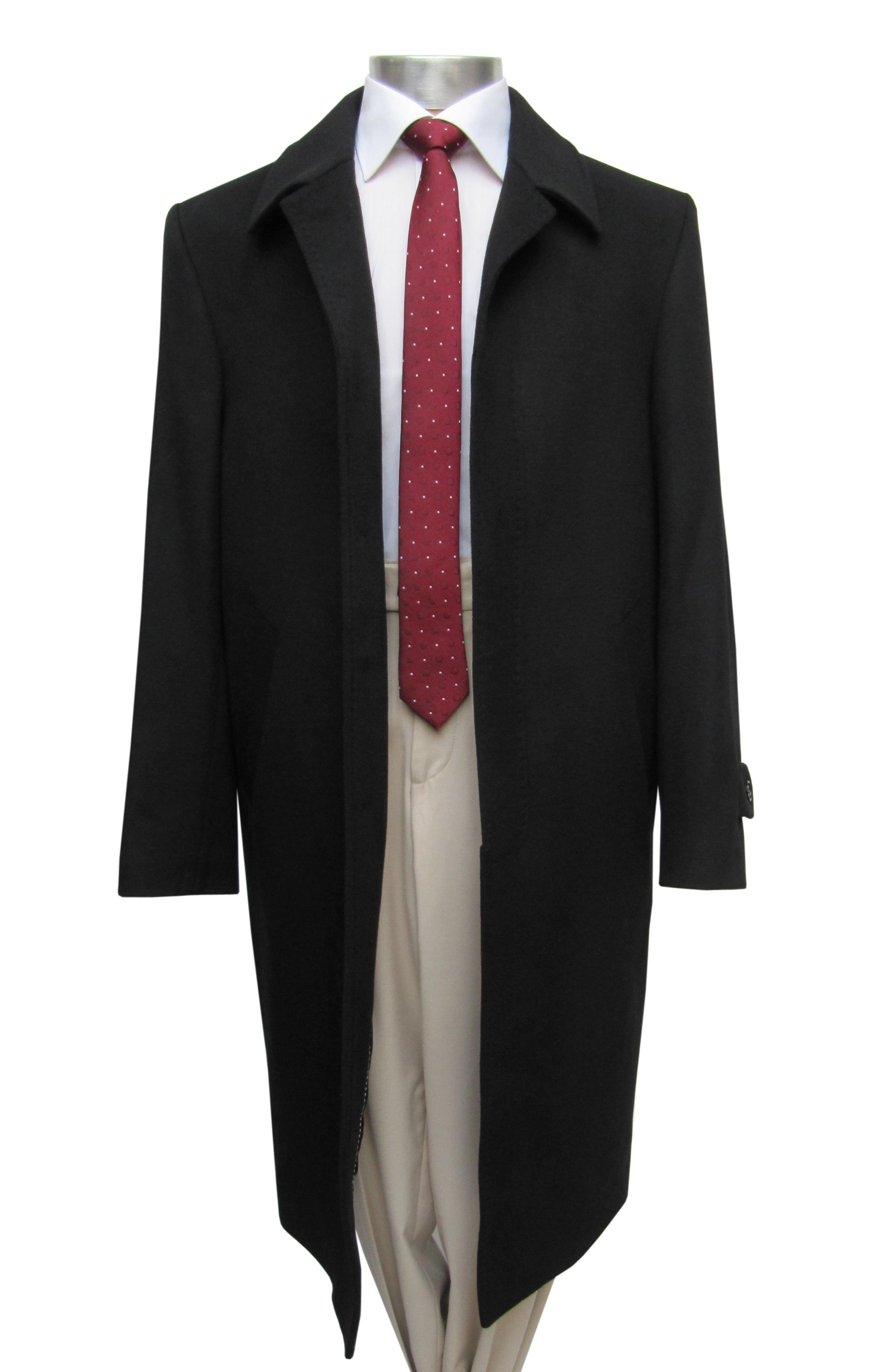 elegante muga herren mantel lang herrenausstatter k ln. Black Bedroom Furniture Sets. Home Design Ideas