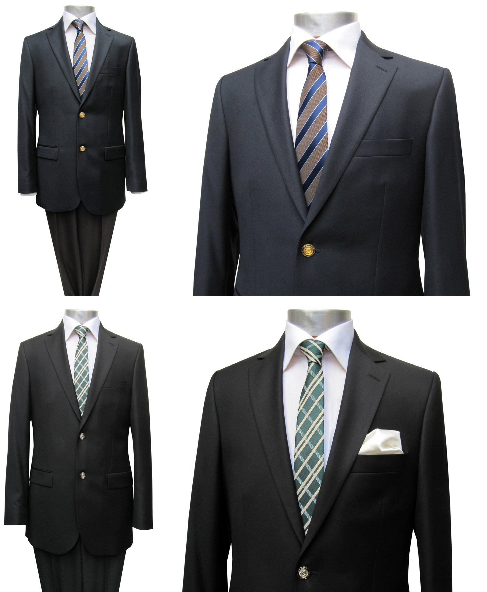 Amen's blazer sewn from crushed velvet reflects light off the shimmering fabric, creating a unique statement piece. Silk blazers present a smooth silhouette, and the distinct fabric is an upscale alternative to traditional black-tie attire.