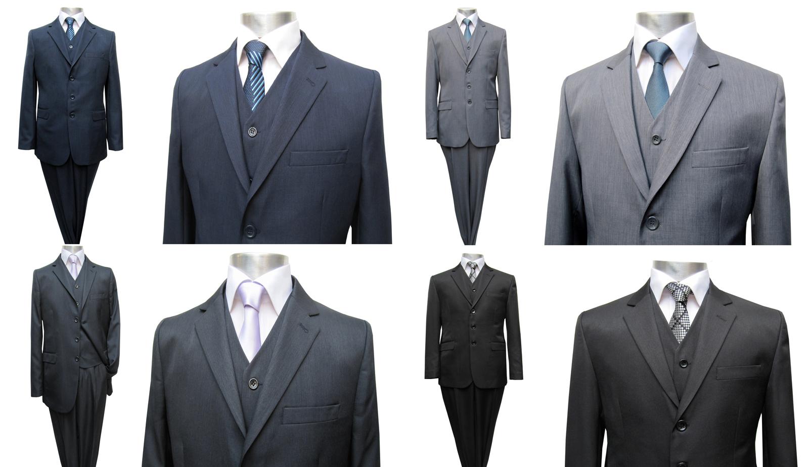 Les costumes pour hommes 3 pièces 100  9baaca62b59