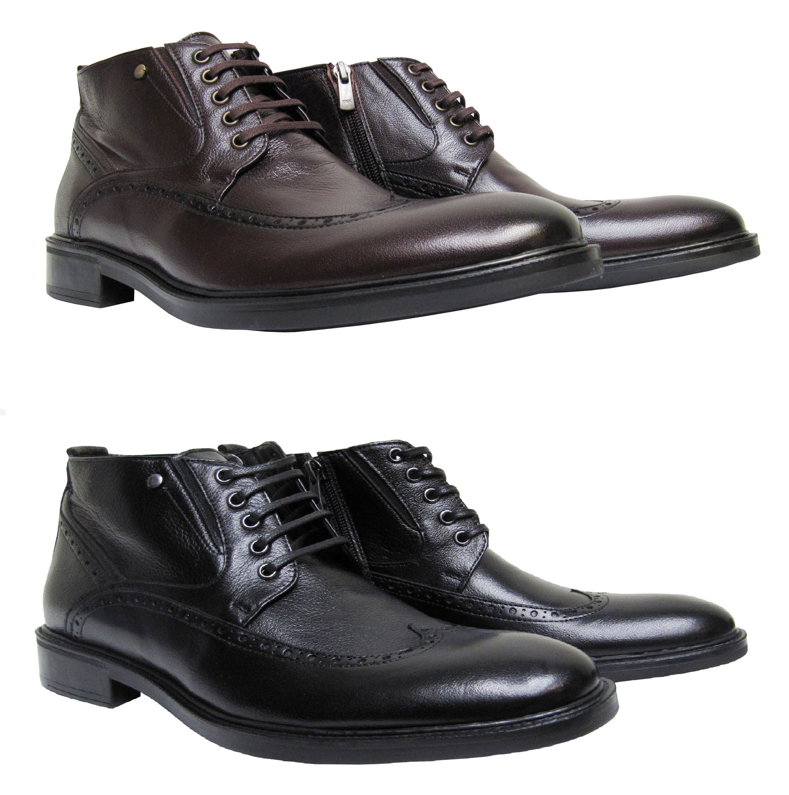 72fcc957b9e638 Elegante Herren Stiefeletten für viele Anlässe Schwarz