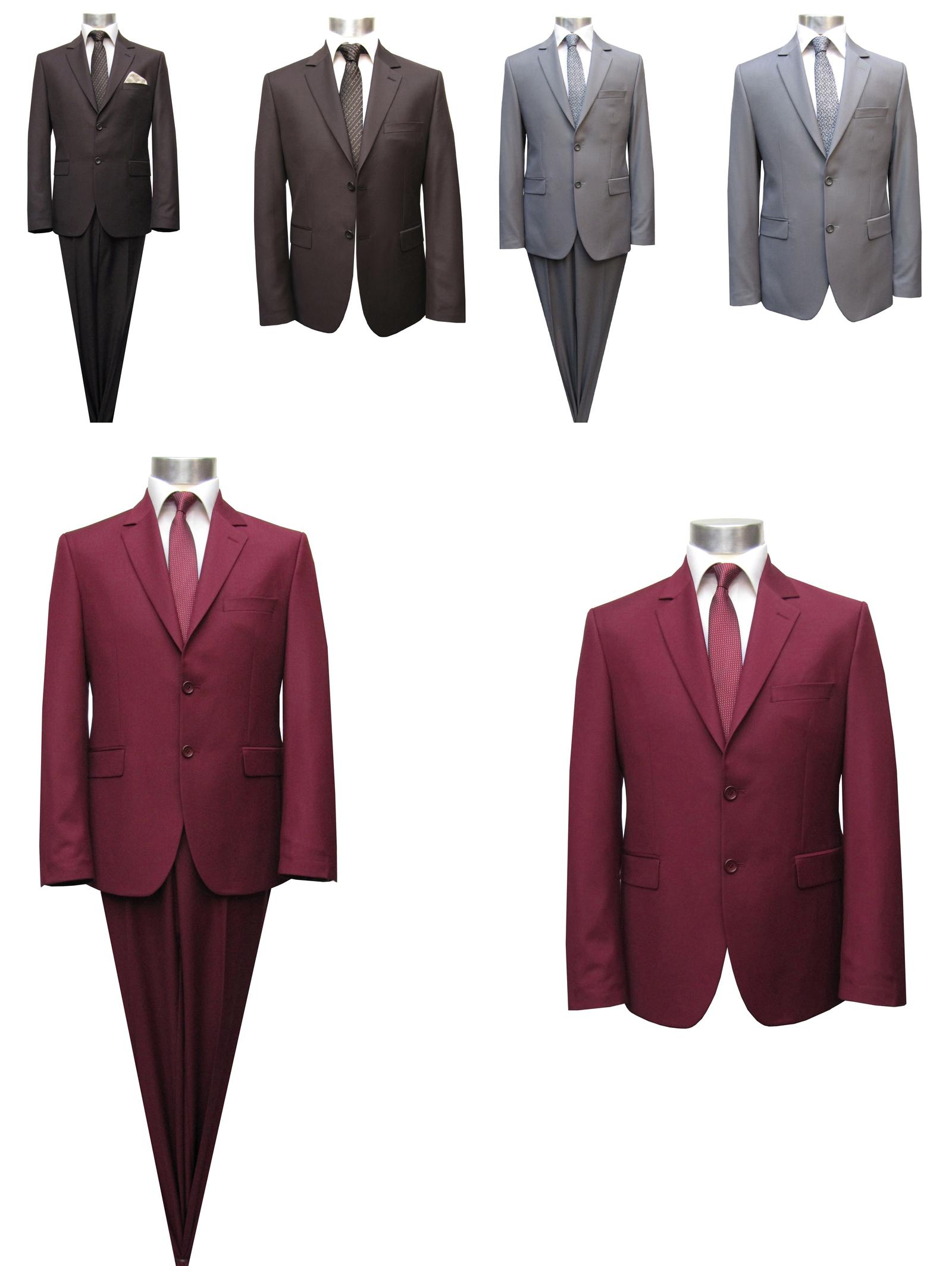 Mariage Hommes Costumes - aziko mercier b7074b24562