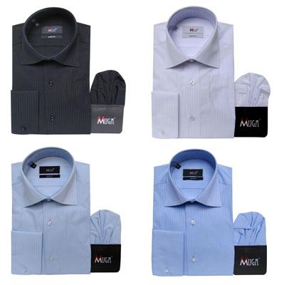 buy online 8391f eec61 slim-fit mens Shirt - Muga Wedding Clothing Shoes and ...