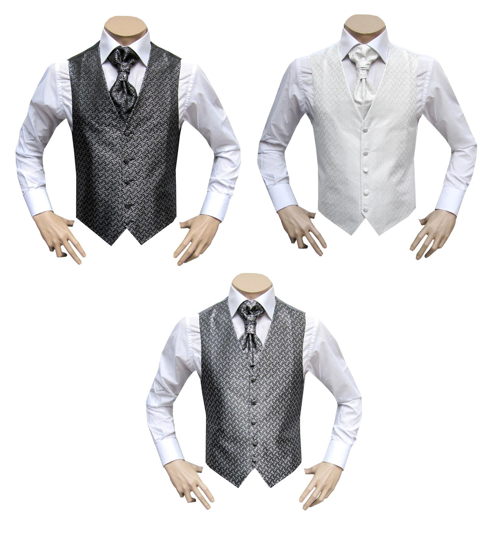 Mariage Gilet-Accessoires - Homme-Costume-Gilet 9cfbf642f43