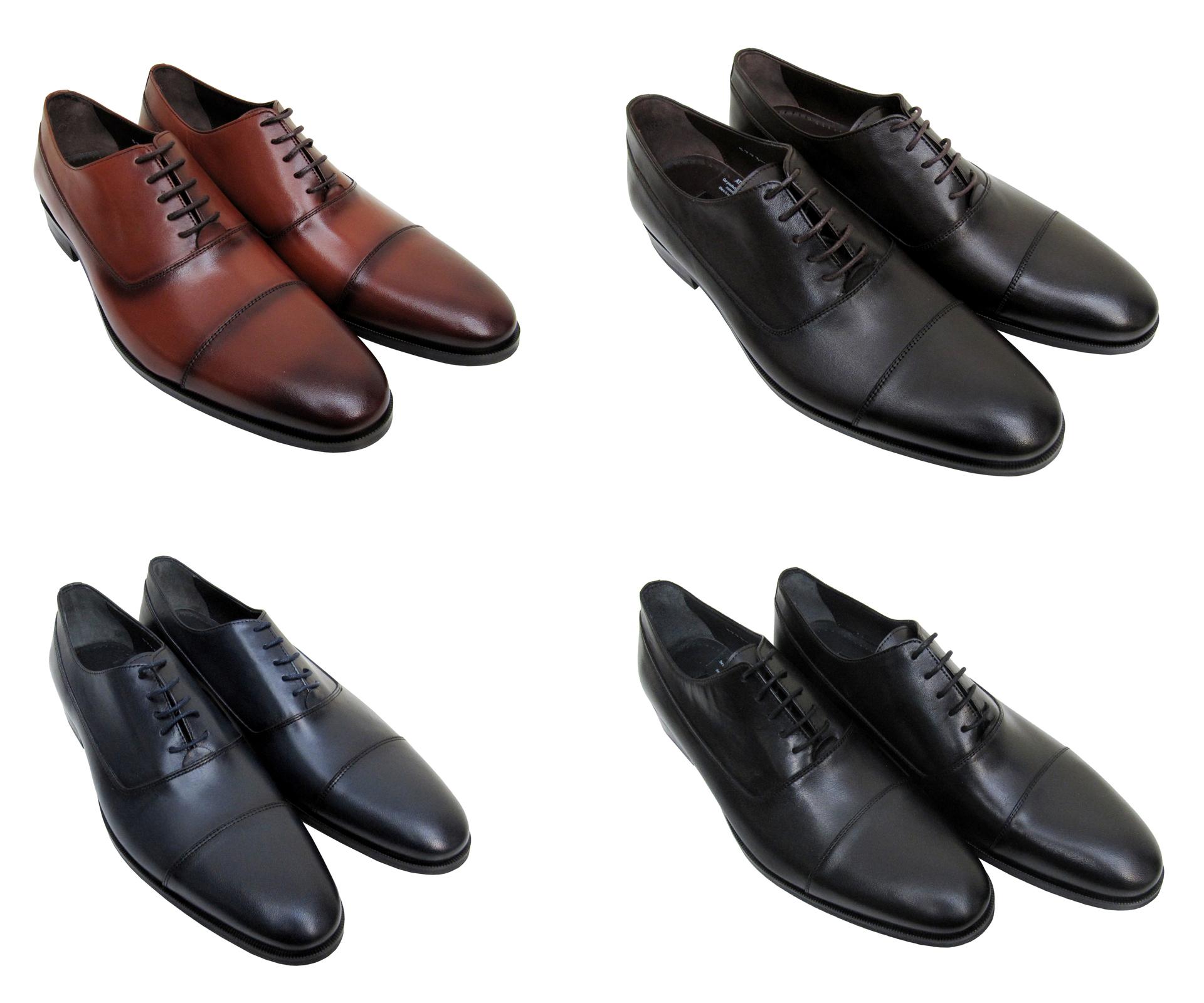 8234e3e71e6534 Elegante Herren Leder Schuhe Muga 5793