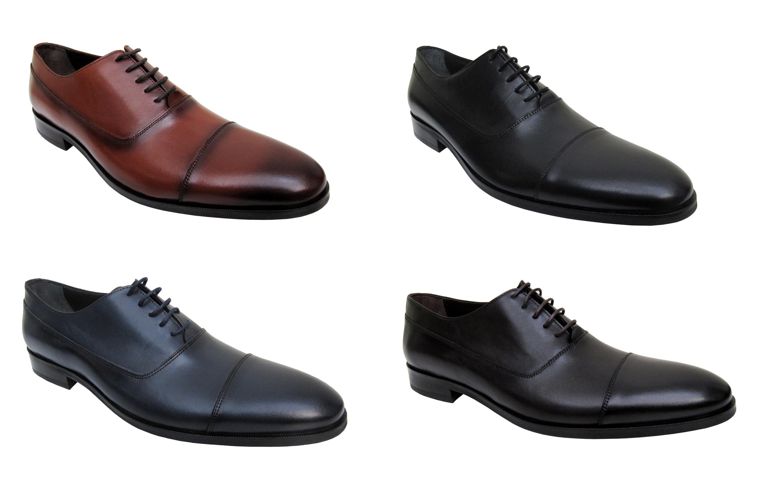 4b27828dd5dff6 Elegante Herren Schuhe für viele Anlässe echt Leder Absatzhöhe 2