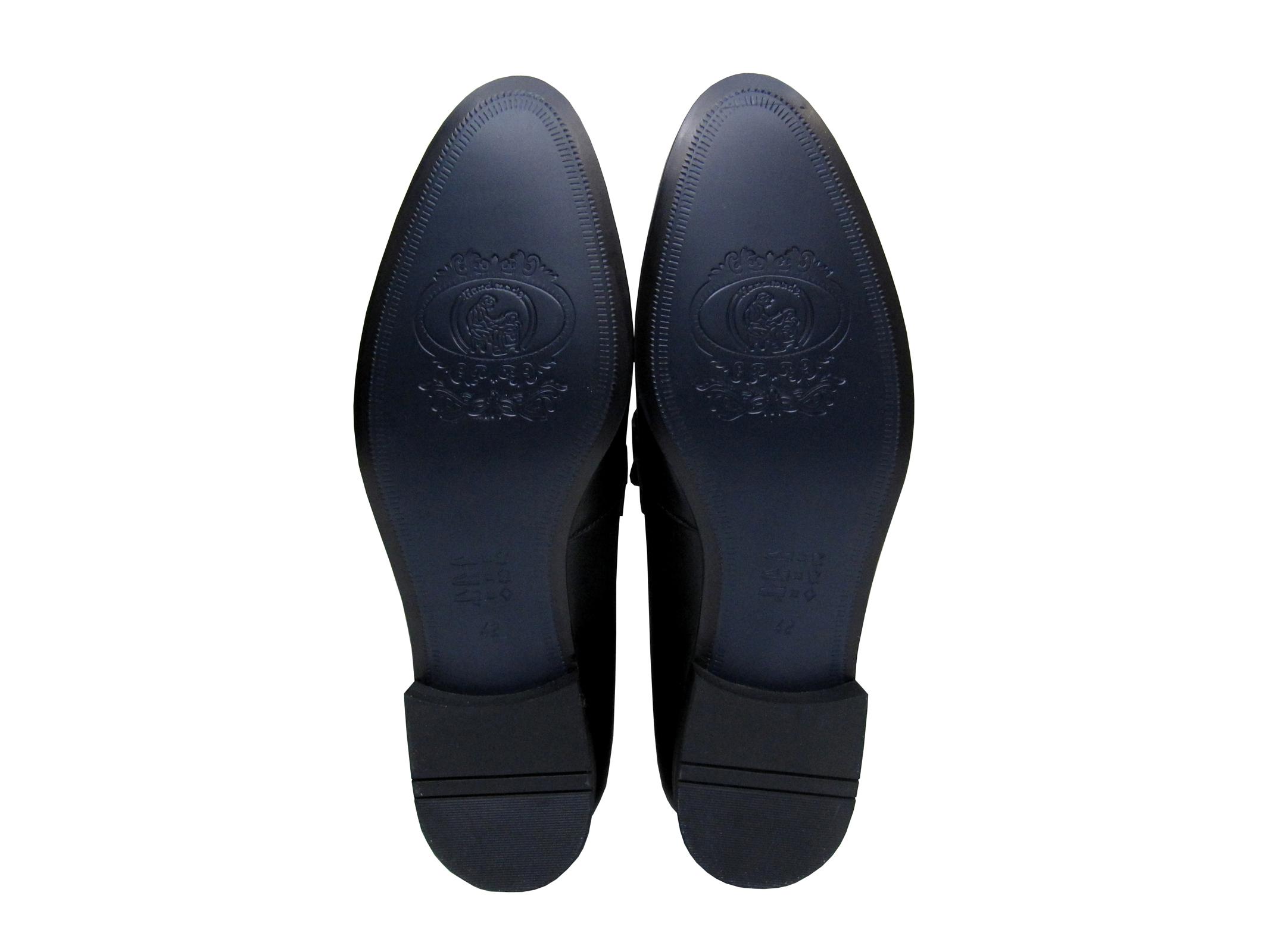 bdc90008d9b3c1 Business-Freizeit Herrenschuhe mit Zierspange - Leder Schuhe