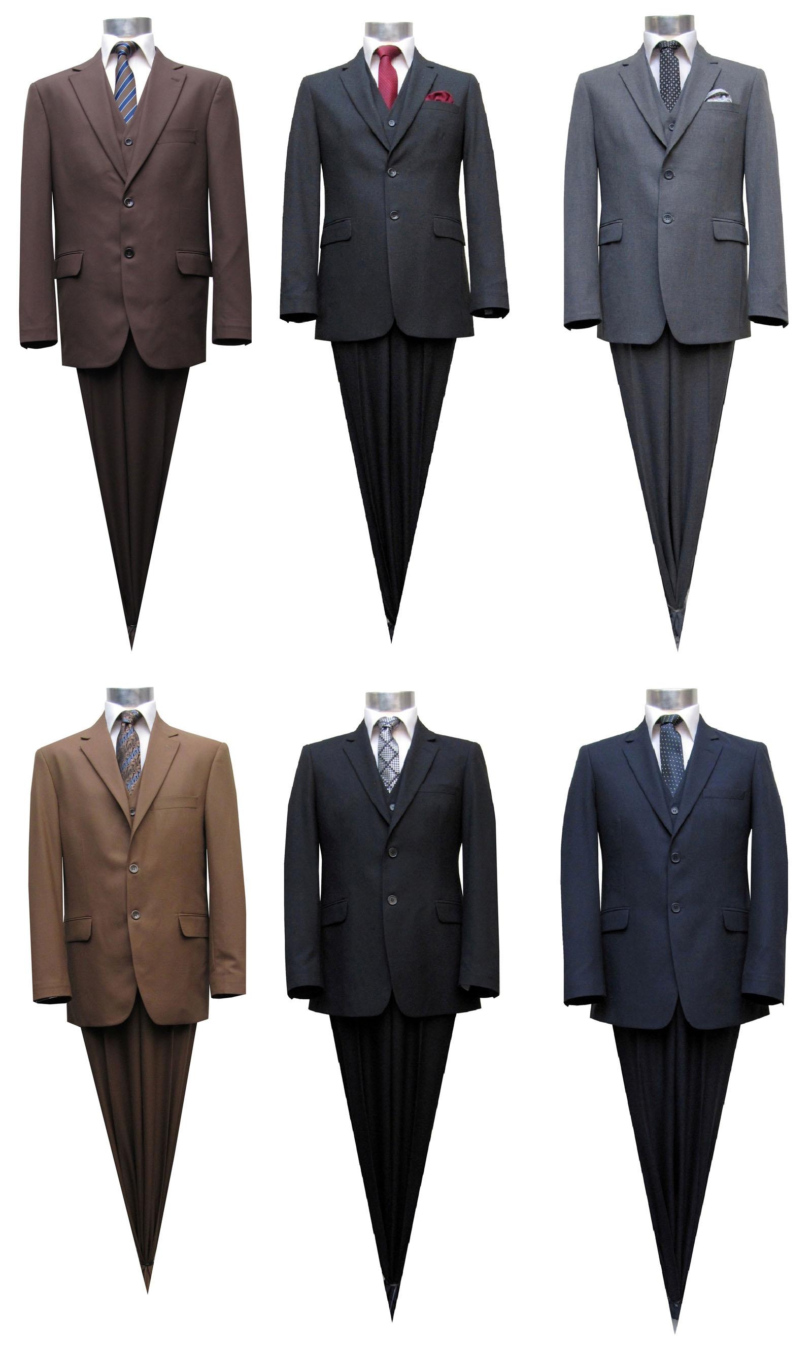 Muga Homme Costume 120s clasic en plusieurs tailles 44-72 9f09826a6c4