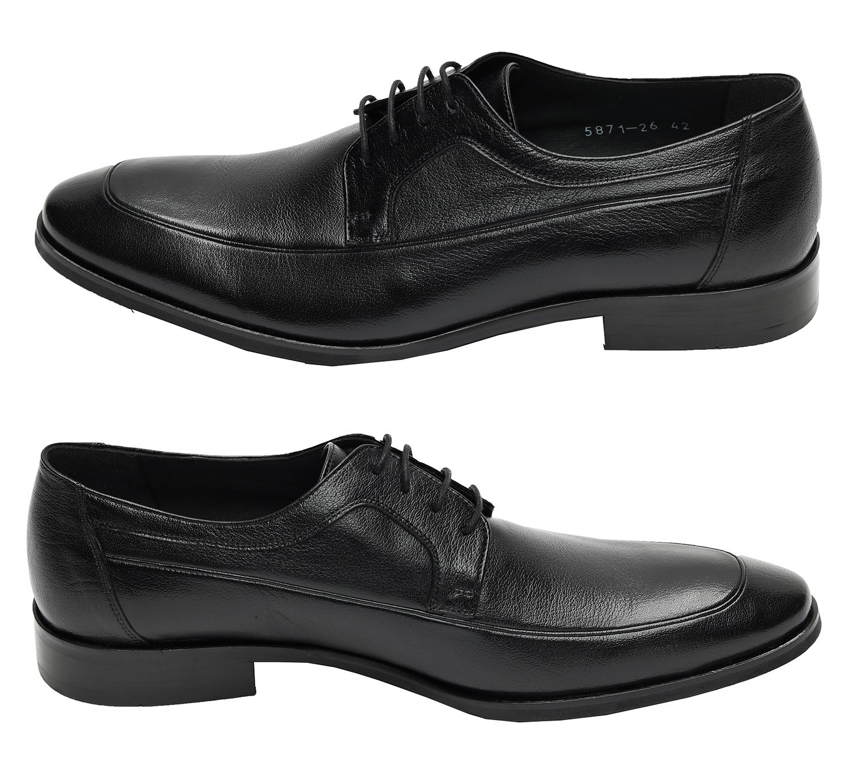 077933b084a748 Elegante Herrenschuhe für viele Anlässe Schwarz Verfügbare Größen 39-46